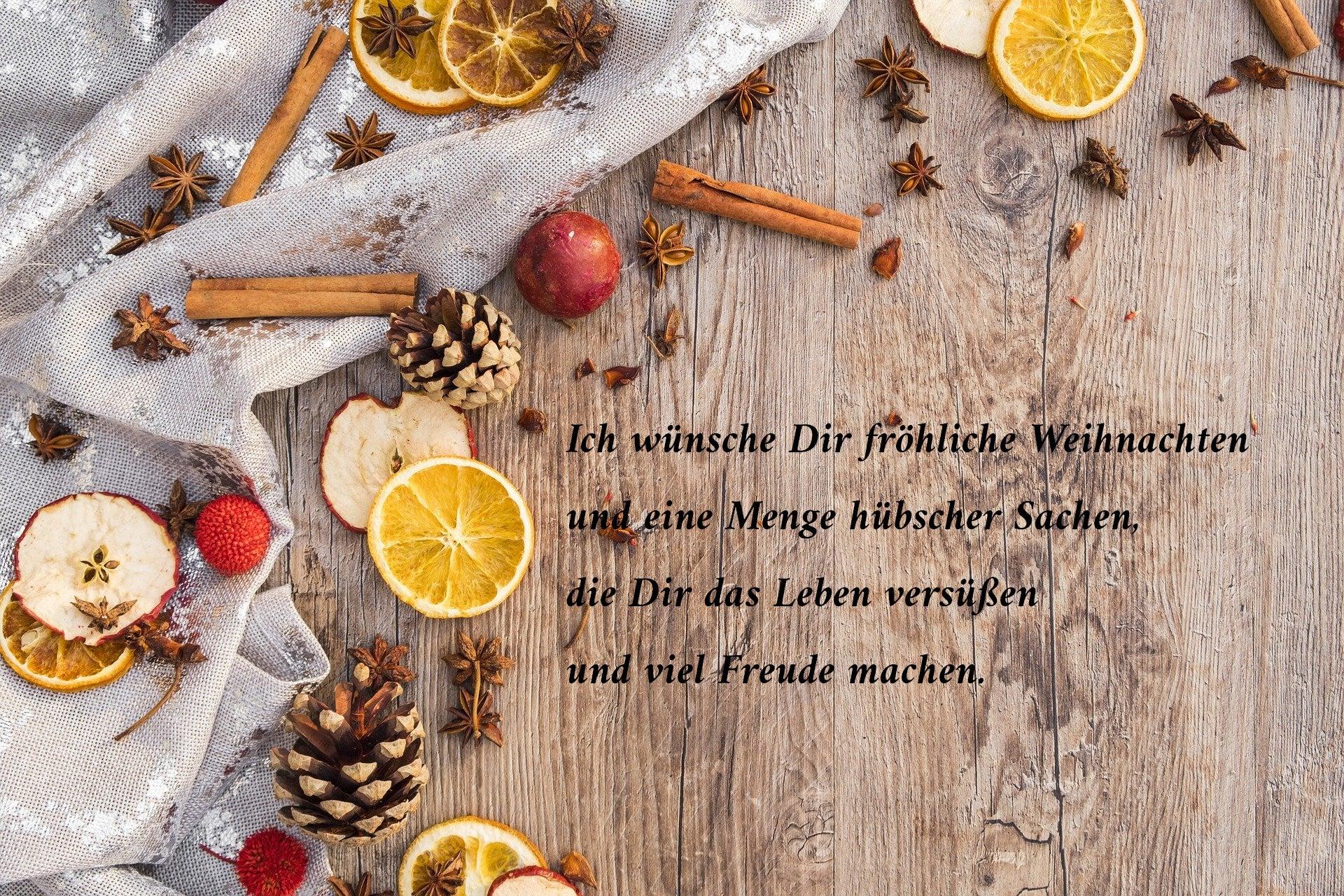 Whatsapp Sprüche Für Weihnachten 2019 Die Schönsten Grüße