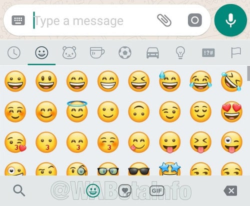 WhatsApp Beta Sticker