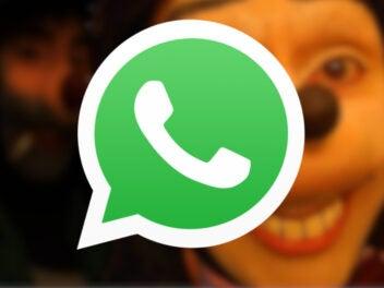 Horror-Goofy bei WhatsApp: Vorsicht vor diesem Profil