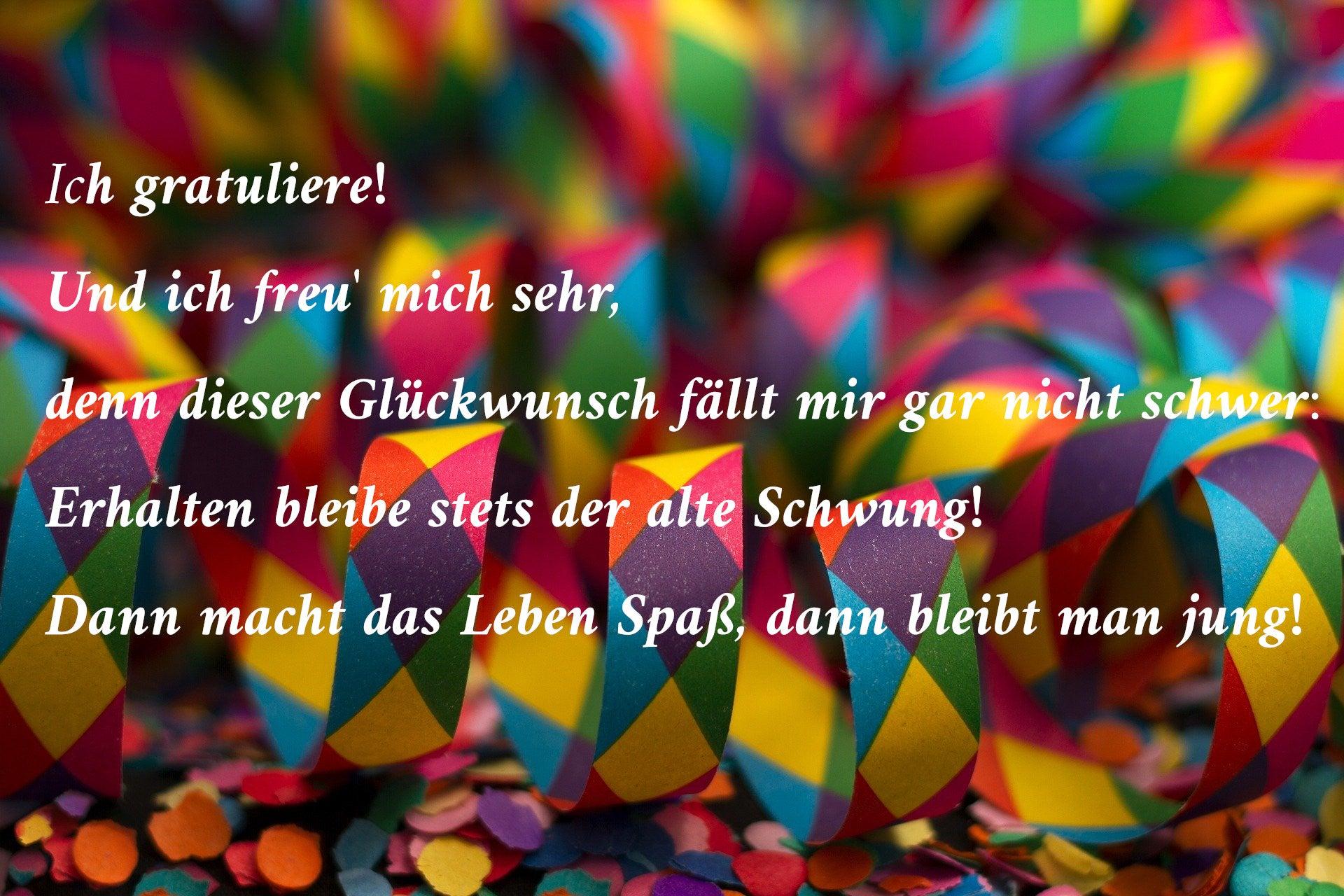 Spruche Fur Gluckwunsche Zum 70 Geburtstag