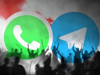 WhatsApp gegen Telegram: Der Krieg der Messenger