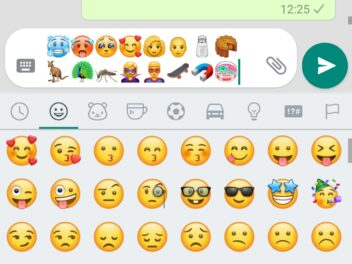 WhatsApp: Neue Smileys