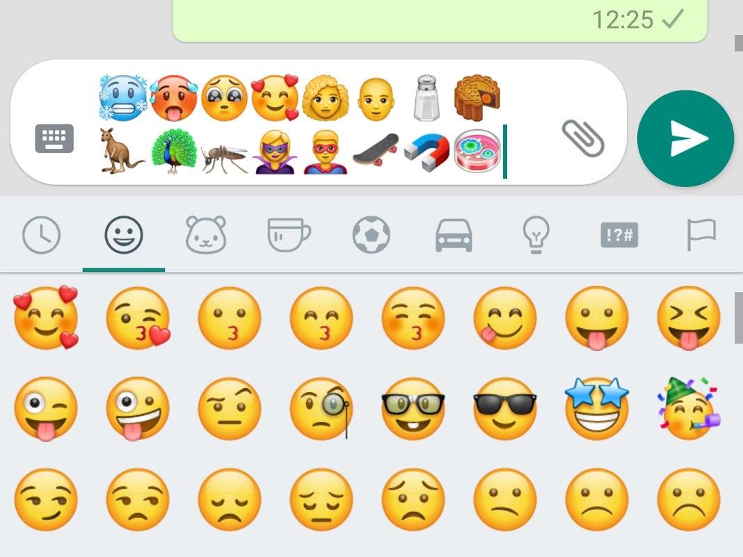 emoji bedeutung liste