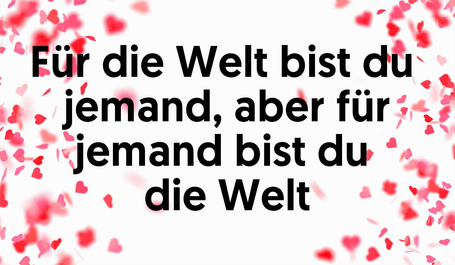 Die Romantischsten Whatsapp Spruche Zum Valentinstag