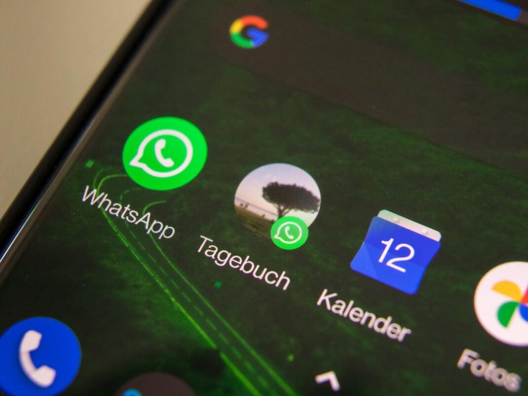 WhatsApp als Tagebuch oder Notizblock nutzen: So geht's