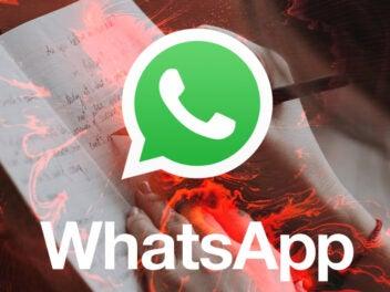 WhatsApp: So aktivierst du die versteckte Tagebuch-Funktion