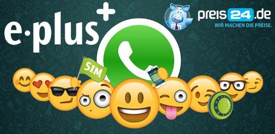 WhatsApp Tarif preis24.de