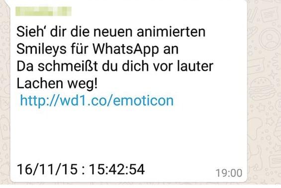 WhatsApp-Abzocke im Überblick