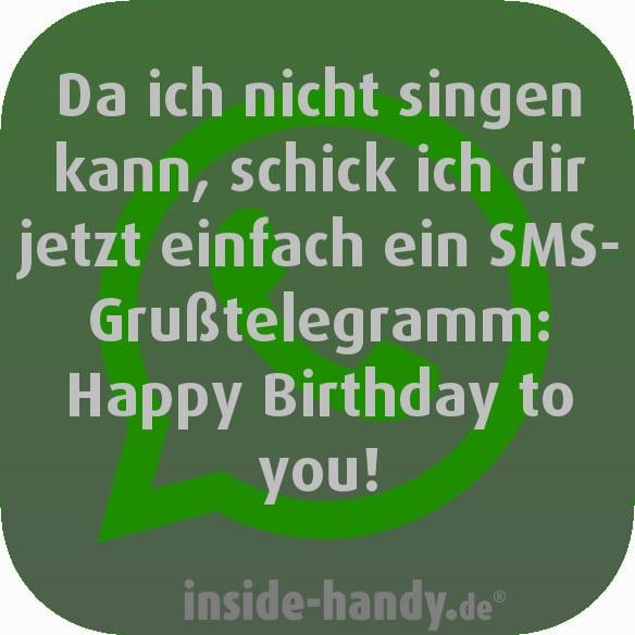Die Besten Geburtstagswünsche Für Whatsapp