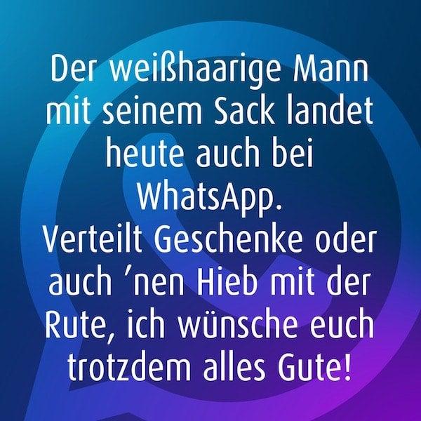 Ho, ho, ho: Das sind die schönsten WhatsApp-Sprüche für Weihnachten