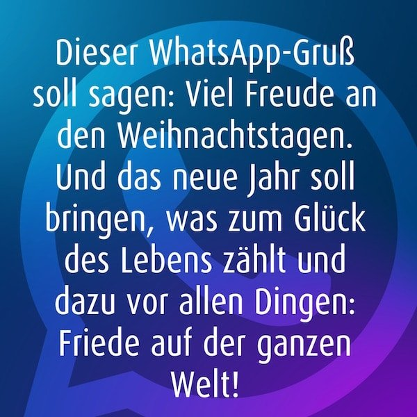 Ho Ho Ho Das Sind Die Schonsten Whatsapp Spruche Fur Weihnachten
