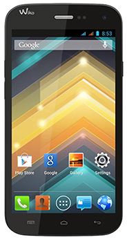 Wiko Barry Datenblatt - Foto des Wiko Barry