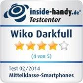 Wiko Darkfull Testsiegel