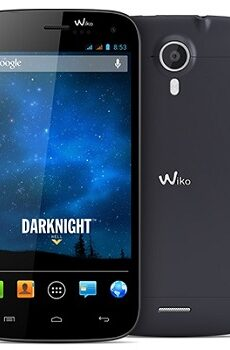 Wiko Darknight Datenblatt - Foto des Wiko Darknight