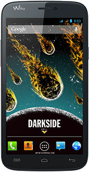 Wiko Darkside Datenblatt - Foto des Wiko Darkside