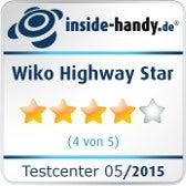 Wiko Highway Star Akkuverlauf