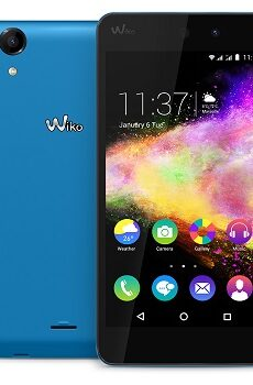 Wiko Rainbow Up Datenblatt - Foto des Wiko Rainbow Up