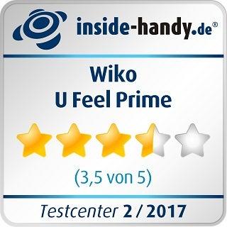 Wiko U Feel Prime: Testsiegel