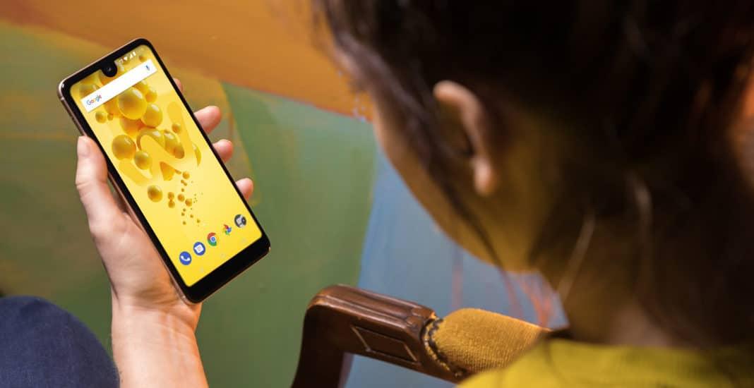Wiko, View, 2, Pro, Smartphone, Lesertest, Gewinnspiel