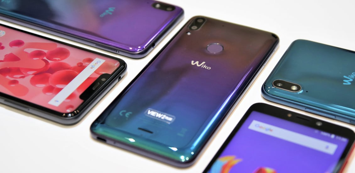 Wiko View Modelle