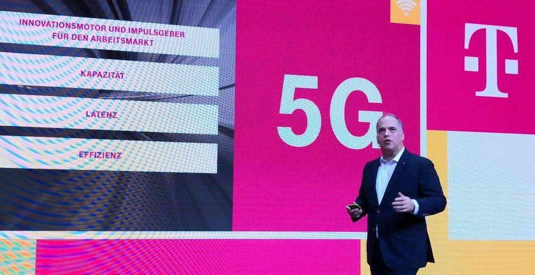 Telekom-Deutschland-Chef Dirk Wössner