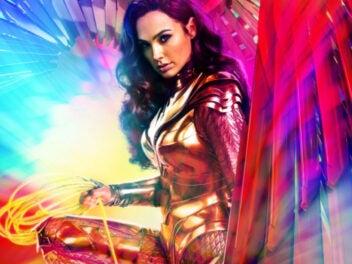 "Plakat zur DC-Verfilmung ""Wonder Woman 1984"""