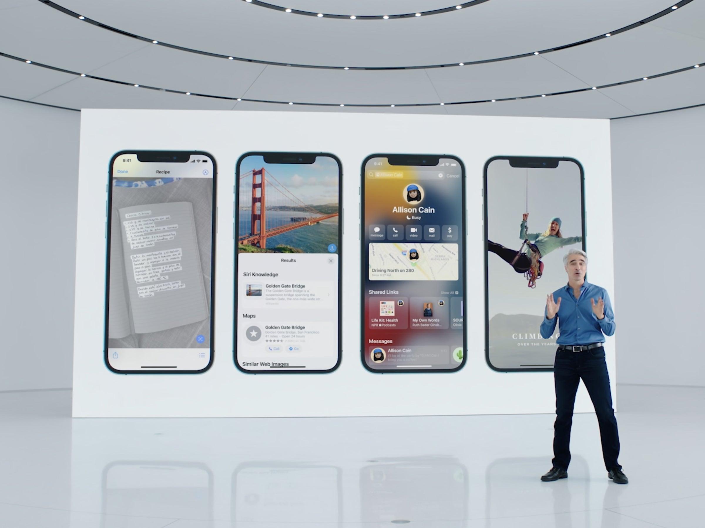 Apples iOS 15: Bald findest du diese iPhones auch ausgeschaltet