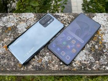 Das Xiaomi 11T (Pro) von beiden Seiten