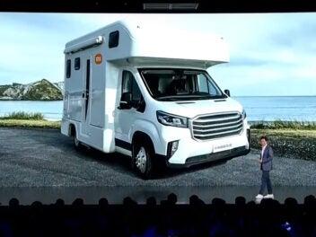 Xiaomi Caravan Konzept