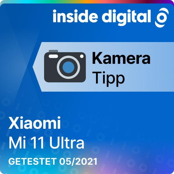 Xiaomi Mi 11 Ultra Kamera Sonderauszeichnung