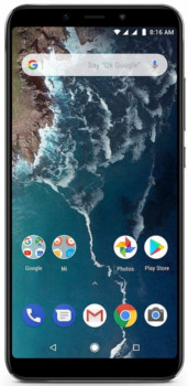 Xiaomi Mi A2 Datenblatt - Foto des Xiaomi Mi A2