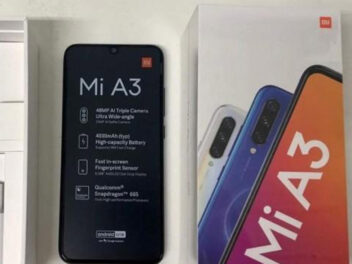 Xiaomi Mi A3 Unboxing
