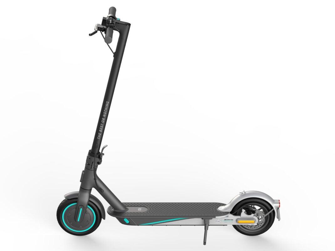 Der neue Xiaomi-Scooter im Mercedes-AMG Design