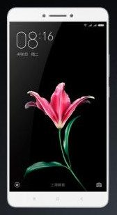 Xiaomi Mi Max Prime Datenblatt - Foto des Xiaomi Mi Max Prime