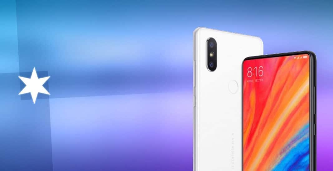 Xiaomi Mi Mix 2s Titelbild