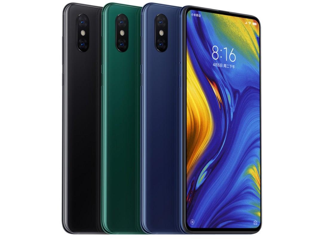 Xiaomi Mi Mix 3 Pressebild