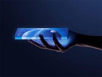 Xiaomi Mi Mix Alpha vorgestellt: Seite