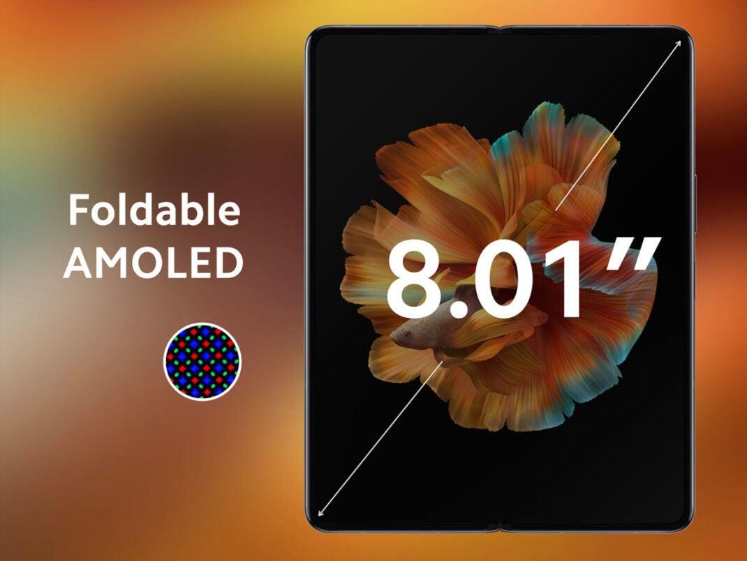 Das neue Xiaomi Mi Mix Fold