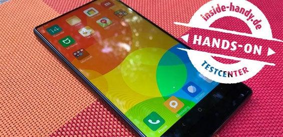 Xiaomi Mi Mix im Hands-On
