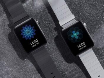 Xiaomi Mi Watch in verschiedenen Ausführungen