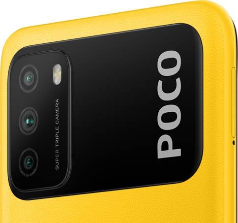 Xiaomi Poco M3 Camera
