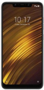 Xiaomi Pocophone F1 Datenblatt - Foto des Xiaomi Pocophone F1