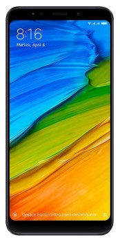 Xiaomi Redmi 5 Plus Datenblatt - Foto des Xiaomi Redmi 5 Plus