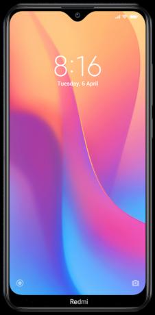 Xiaomi Redmi 8A Datenblatt - Foto des Xiaomi Redmi 8A
