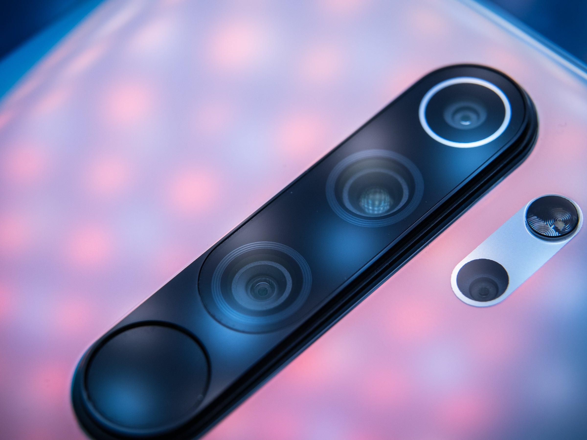 Kamera-Modul des Xiaomi Redmi Note 8 Pro