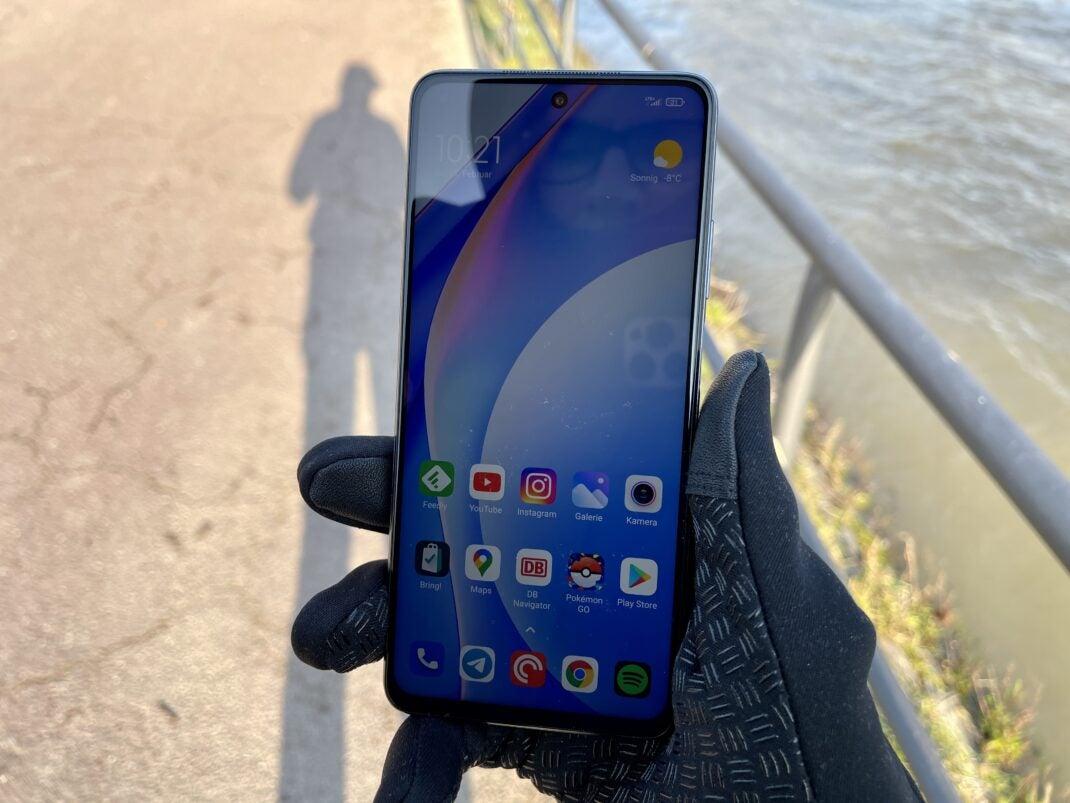 Foto des Xiaomi Mi 10T lite
