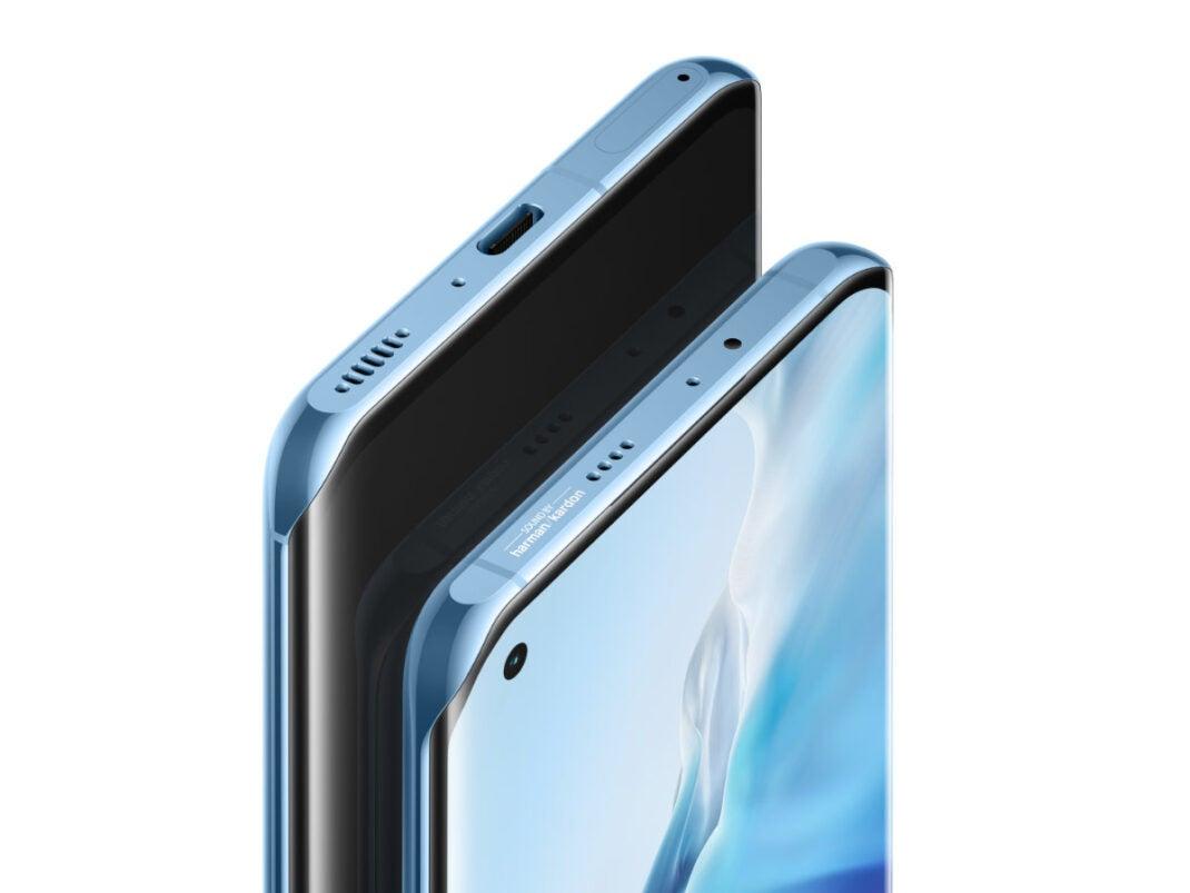 Xiaomi Mi 11 Lautsprecher im Detail