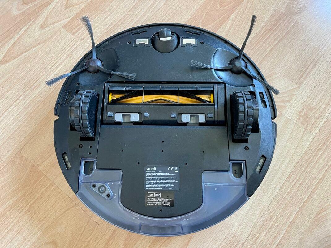 Yeedi 2 Hybrid von unten
