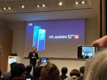 ZTE Axon 10 Pro 5G vorgestellt