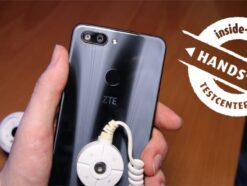 ZTE Blade V9 im Hands-On MWC 2018